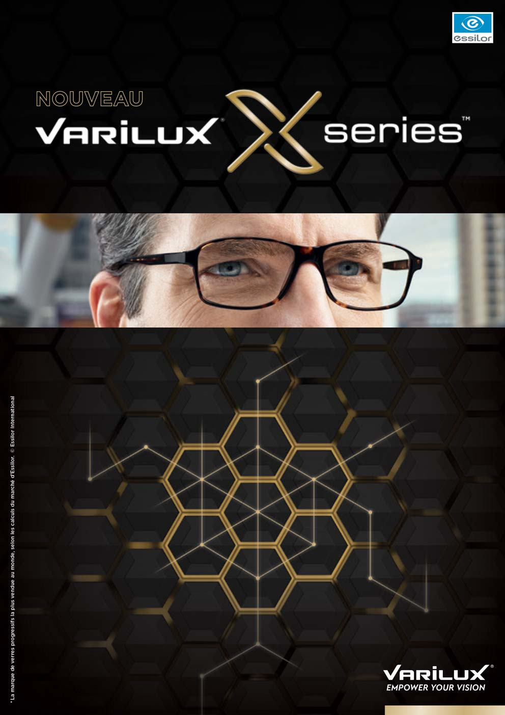 Nouveau Varilux x-series !   Opticiens Jossa 12846fa4ba38