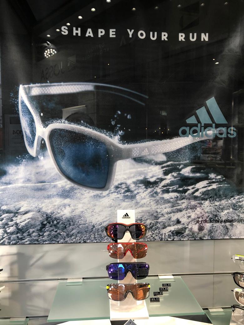 Venez choisir votre modèle de lunettes ADIDAS chez les opticiens JOSSA 839db02847ee